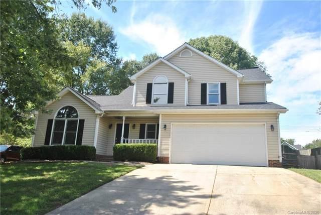2501 Haybrook Lane, Charlotte, NC 28262 (#3666804) :: The Downey Properties Team at NextHome Paramount