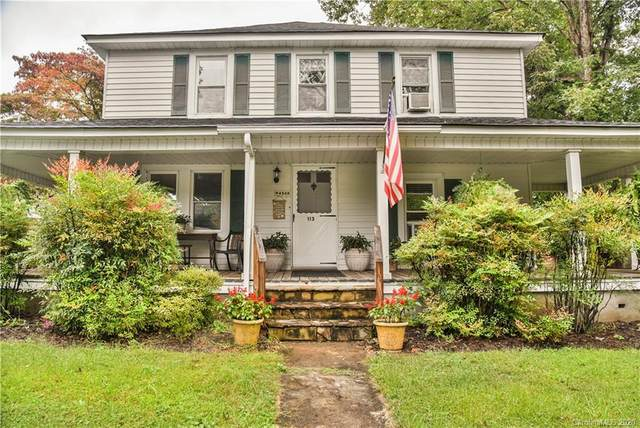 113 Fourth Street, Black Mountain, NC 28711 (#3666838) :: Mossy Oak Properties Land and Luxury
