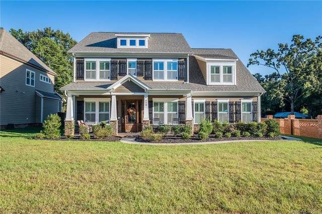 428 N Sharon Amity Road, Charlotte, NC 28211 (#3666842) :: The Downey Properties Team at NextHome Paramount