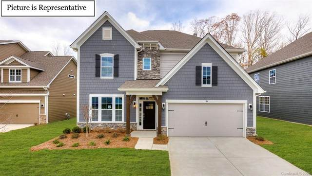 2053 Saddlebred Drive, Iron Station, NC 28080 (#3666846) :: Exit Realty Vistas