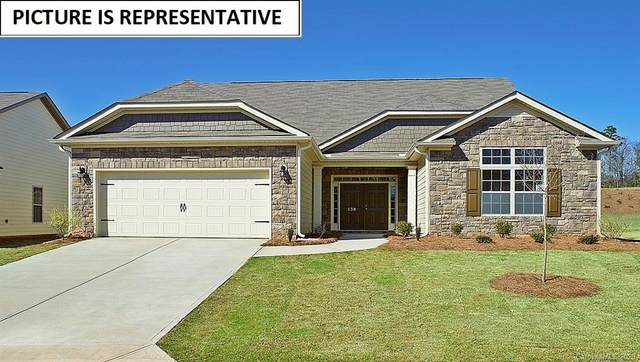 484 Secretariat Drive, Iron Station, NC 28080 (#3666868) :: Exit Realty Vistas
