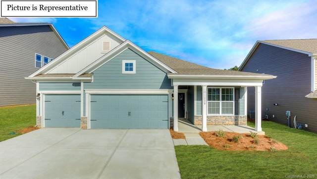 488 Secretariat Drive, Iron Station, NC 28080 (#3666870) :: Exit Realty Vistas