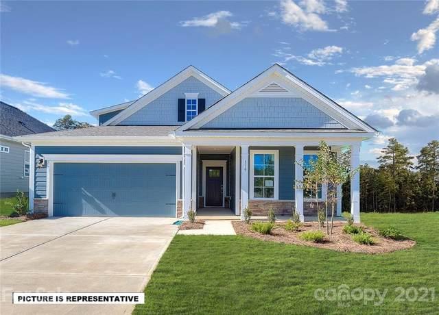 153 Hanks Bluff Drive #64, Mooresville, NC 28117 (#3666873) :: MartinGroup Properties