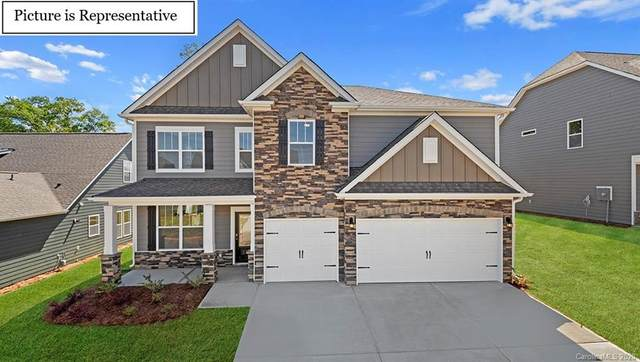 492 Secretariat Drive, Iron Station, NC 28080 (#3666885) :: LePage Johnson Realty Group, LLC