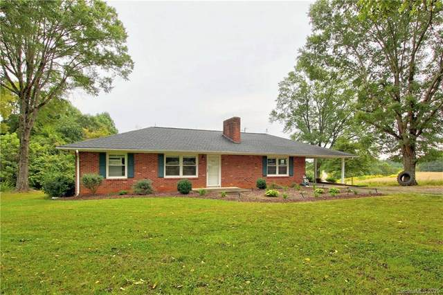 4236 Wilkesboro Highway, Statesville, NC 28625 (#3666917) :: Keller Williams South Park