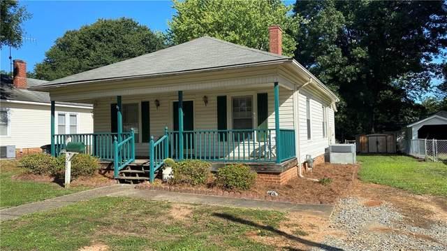 507 E 10th Street, Kannapolis, NC 28083 (#3666931) :: Stephen Cooley Real Estate Group
