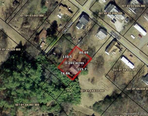 219 Harris Street, Jonesville, SC 29379 (#3667015) :: Rowena Patton's All-Star Powerhouse