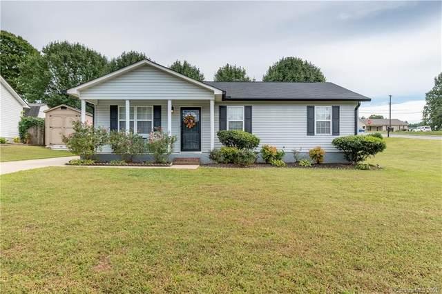 825 Clarence Jordan Court, Concord, NC 28027 (#3667028) :: Exit Realty Vistas