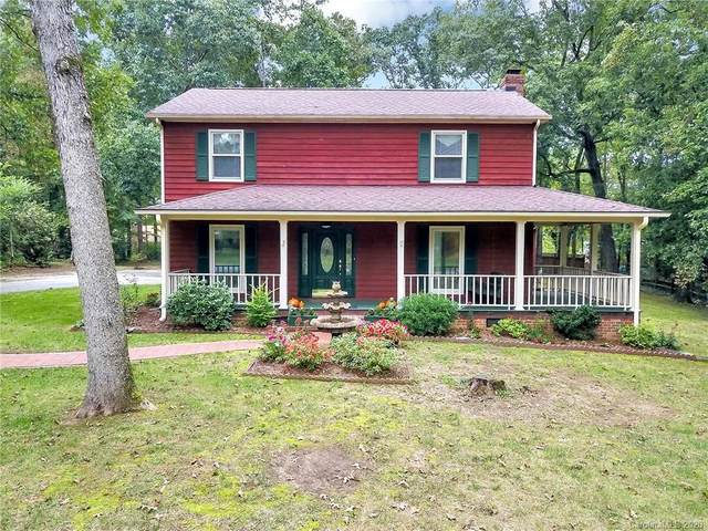 8033 Grosse Pointe Lane, Mint Hill, NC 28227 (#3667144) :: The Premier Team at RE/MAX Executive Realty