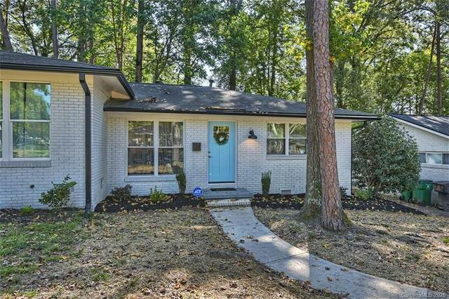 1903 Herrin Avenue, Charlotte, NC 28205 (#3667175) :: Carver Pressley, REALTORS®
