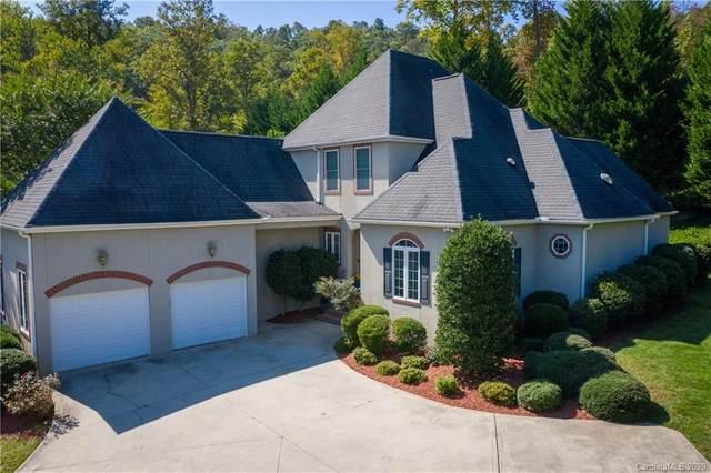 385 Mistletoe Trail, Hendersonville, NC 28791 (#3667187) :: Besecker Homes Team