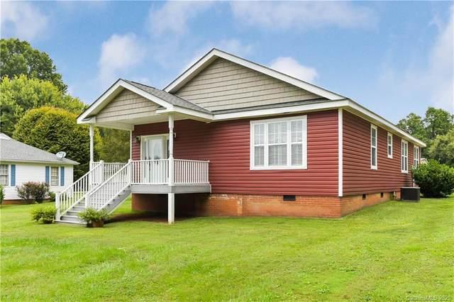585 Dukeville Road, Salisbury, NC 28146 (#3667215) :: LePage Johnson Realty Group, LLC