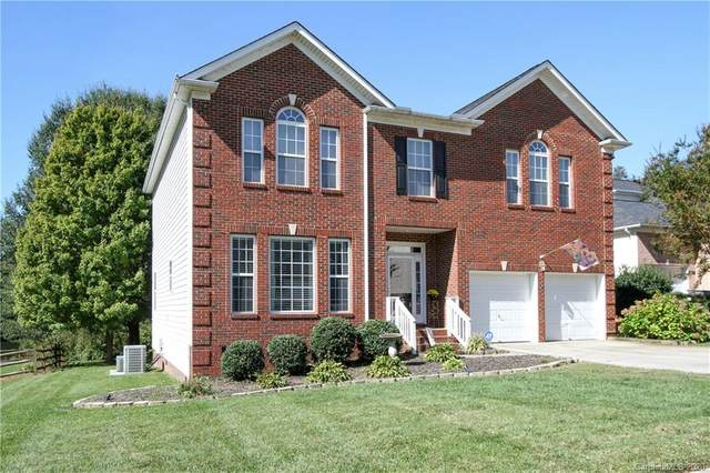 5362 Cambridge Bay Drive, Charlotte, NC 28269 (#3667250) :: LePage Johnson Realty Group, LLC