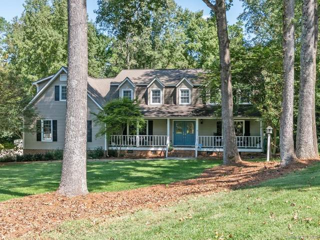 5824 Clubhouse Court, Mint Hill, NC 28227 (#3667396) :: The Mitchell Team