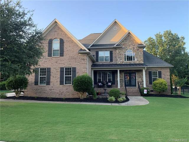 6186 Four Wood Drive, Matthews, NC 28104 (#3667426) :: High Performance Real Estate Advisors