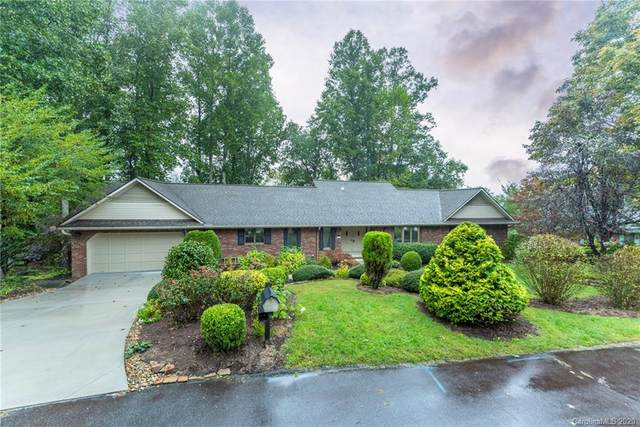 151 Kalmia Terrace Court, Hendersonville, NC 28739 (#3667430) :: Besecker Homes Team