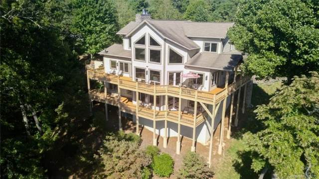 520 Summit Drive, Whittier, NC 28789 (#3667472) :: Lake Wylie Realty