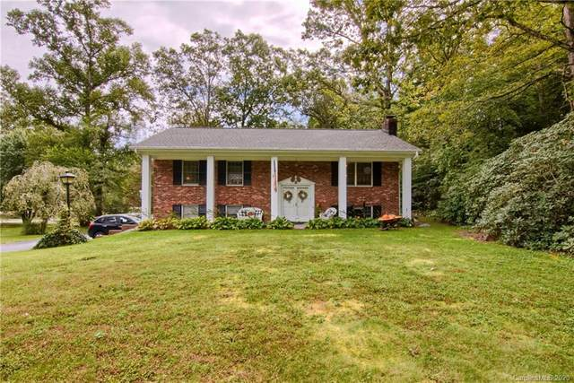 91 N Greenwood Forest Drive, Etowah, NC 28729 (#3667483) :: Besecker Homes Team