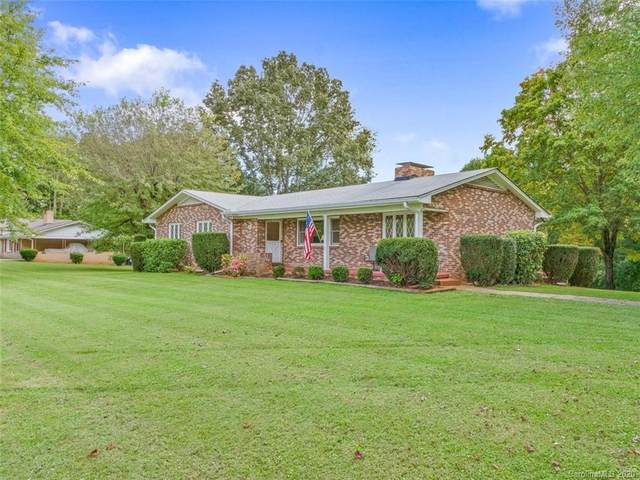 401 Asbury Road, Candler, NC 28715 (#3667506) :: High Performance Real Estate Advisors