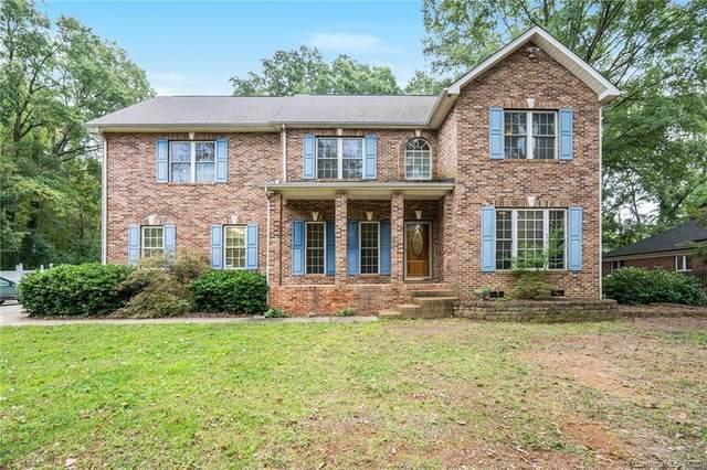 440 Alexander Street, Matthews, NC 28105 (#3667528) :: LePage Johnson Realty Group, LLC