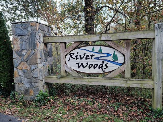 000 Harleys Cove Road Lot 7, Waynesville, NC 28785 (#3667594) :: MartinGroup Properties