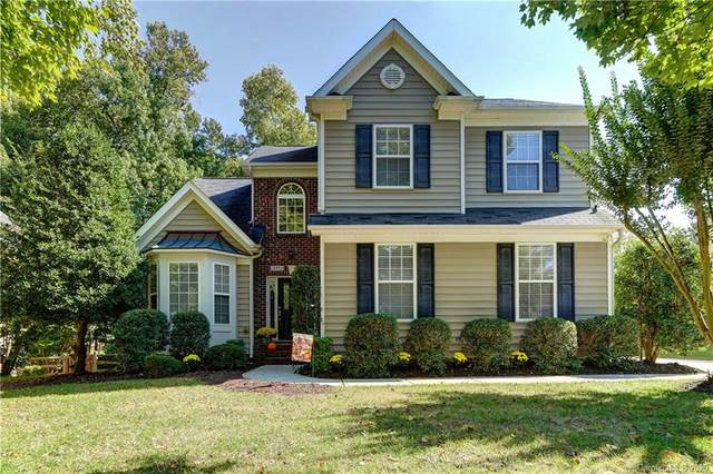 15332 Aberfeld Road, Huntersville, NC 28078 (#3667612) :: High Performance Real Estate Advisors