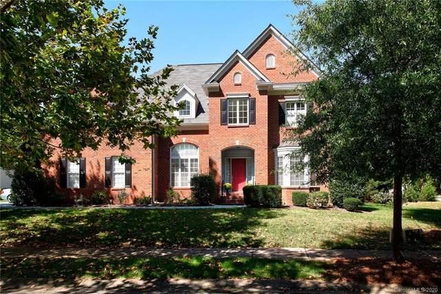 8131 Bytham Castle Drive, Huntersville, NC 28078 (#3667680) :: Caulder Realty and Land Co.