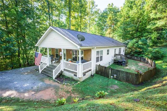 71 Northwood Drive, Brevard, NC 28712 (#3667703) :: Ann Rudd Group