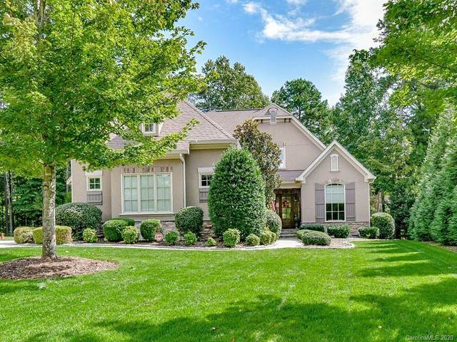18530 Green Knoll Trace, Davidson, NC 28036 (#3667719) :: High Performance Real Estate Advisors