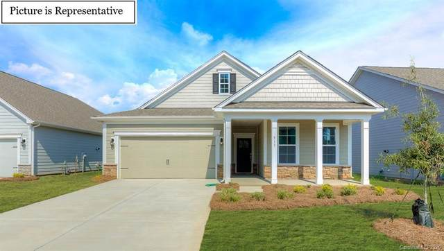 5022 Grand Champion Court, Iron Station, NC 28080 (#3667771) :: High Performance Real Estate Advisors