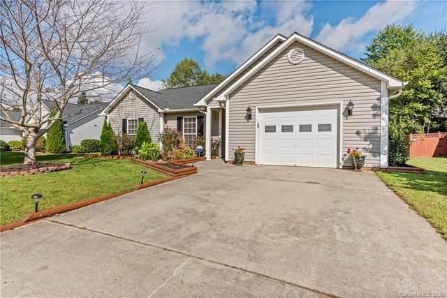 85 English Oak Road, Fletcher, NC 28732 (#3667783) :: Exit Realty Vistas