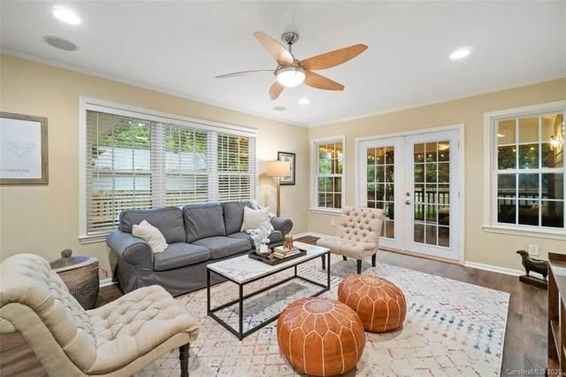 134 Wyanoke Avenue, Charlotte, NC 28205 (#3667803) :: Homes Charlotte