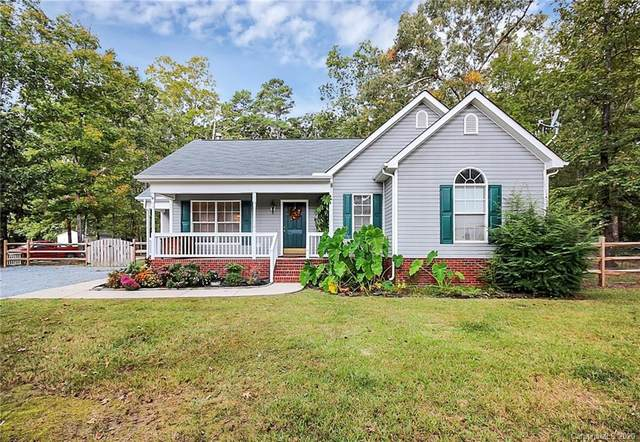 1319 Tucker Road, Monroe, NC 28110 (#3667807) :: LePage Johnson Realty Group, LLC