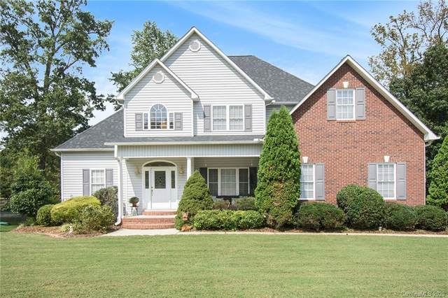 314 Oakview Drive, Salisbury, NC 28146 (#3667824) :: IDEAL Realty