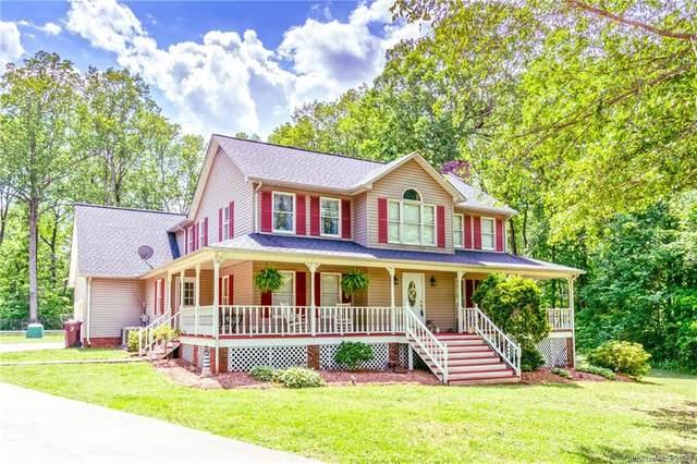 150 Copper Leaf Lane, Salisbury, NC 28146 (#3667864) :: LePage Johnson Realty Group, LLC