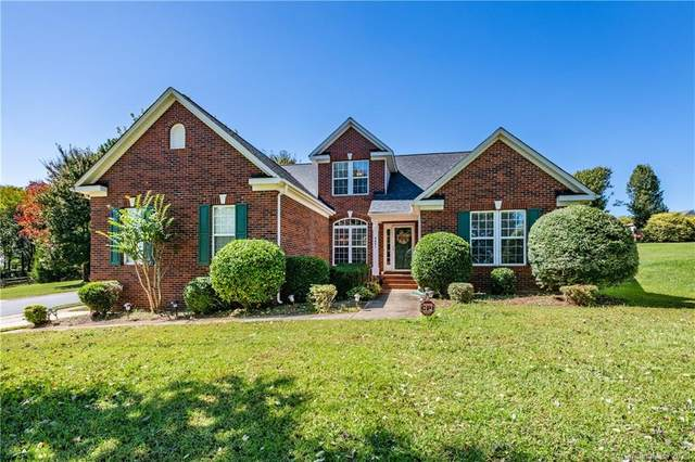 9831 Spring Park Drive, Charlotte, NC 28269 (#3667983) :: High Performance Real Estate Advisors