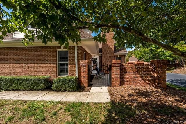 7518 Hurstbourne Green Drive, Charlotte, NC 28277 (#3668107) :: Homes Charlotte