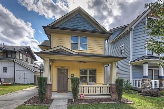2811 Whiting Avenue, Charlotte, NC 28205 (#3668155) :: Willow Oak, REALTORS®