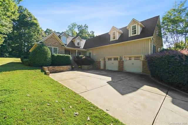 129 Palmetto Drive, Mooresville, NC 28117 (#3668175) :: High Performance Real Estate Advisors
