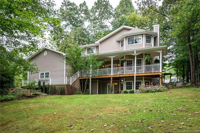 72 Whitfield Lane #118, Weaverville, NC 28787 (#3668219) :: Carlyle Properties