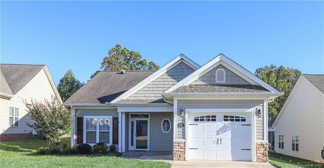 507 Garner Drive, Salisbury, NC 28146 (#3668335) :: High Performance Real Estate Advisors