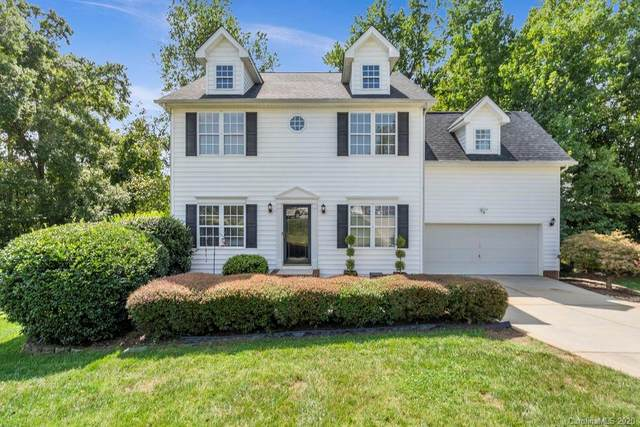 116 Mark Twain Court, Mount Holly, NC 28120 (#3668430) :: Miller Realty Group