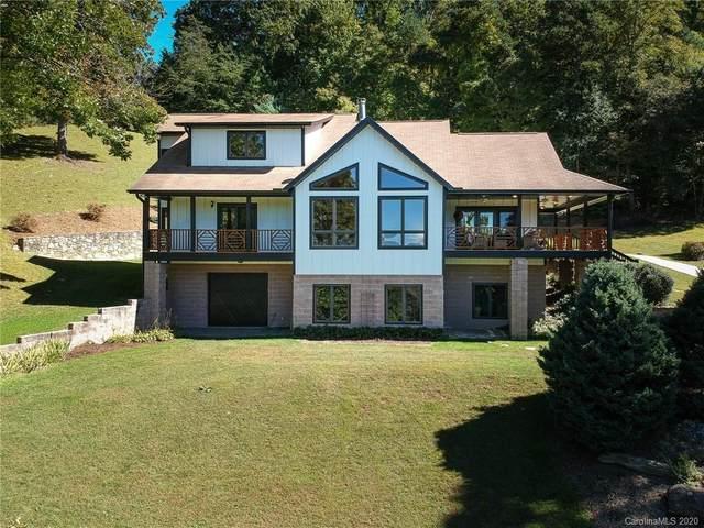 539 Seven Glens Drive, Weaverville, NC 28787 (#3668440) :: Homes Charlotte