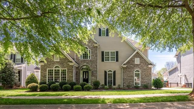 16209 Hallaton Drive, Huntersville, NC 28078 (#3668515) :: The Premier Team at RE/MAX Executive Realty