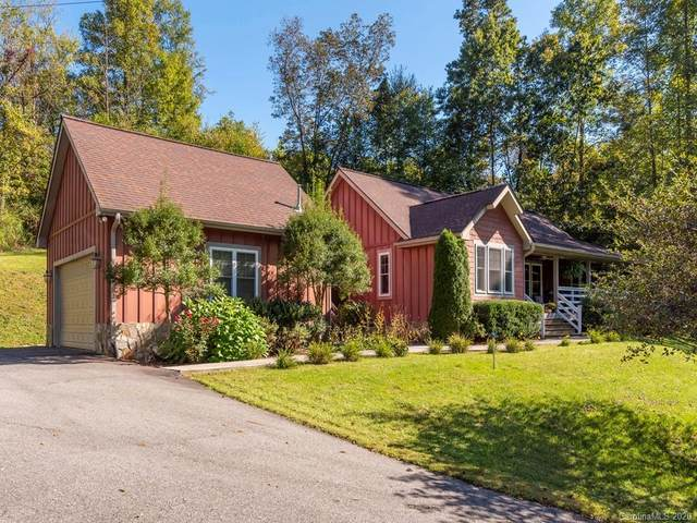 111 Henry Hollow Lane, Waynesville, NC 28785 (#3668572) :: Stephen Cooley Real Estate Group