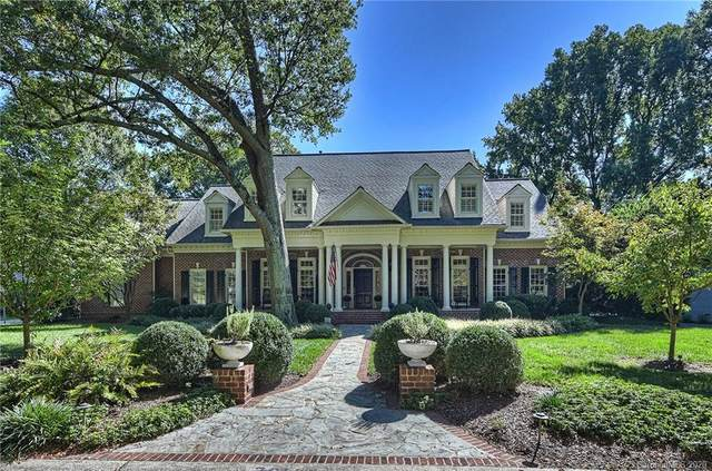 701 Museum Drive, Charlotte, NC 28207 (#3668617) :: IDEAL Realty
