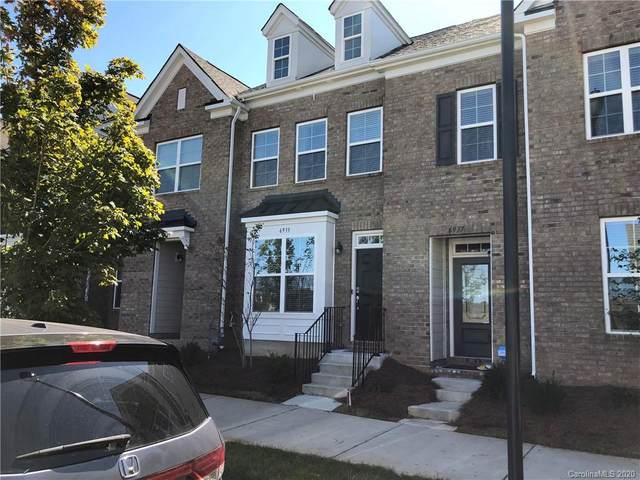 6933 Walnut Branch Lane #54, Charlotte, NC 28277 (#3668676) :: Carver Pressley, REALTORS®