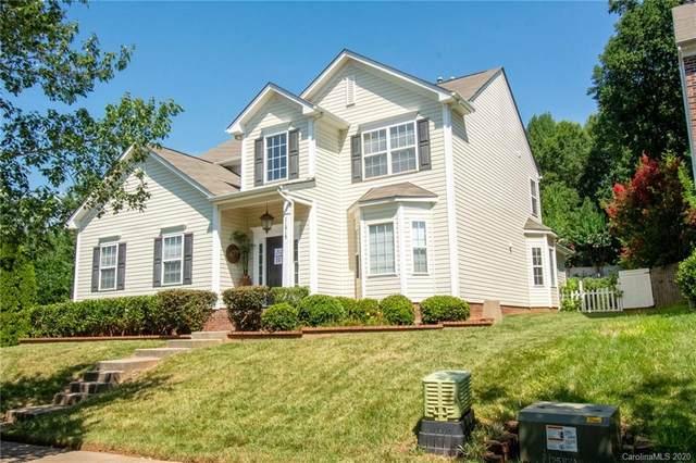 11919 Journeys End Trail, Huntersville, NC 28078 (#3668727) :: High Performance Real Estate Advisors