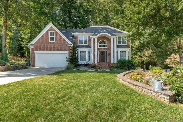 8408 Summerfield Lane, Huntersville, NC 28078 (#3668740) :: Carver Pressley, REALTORS®