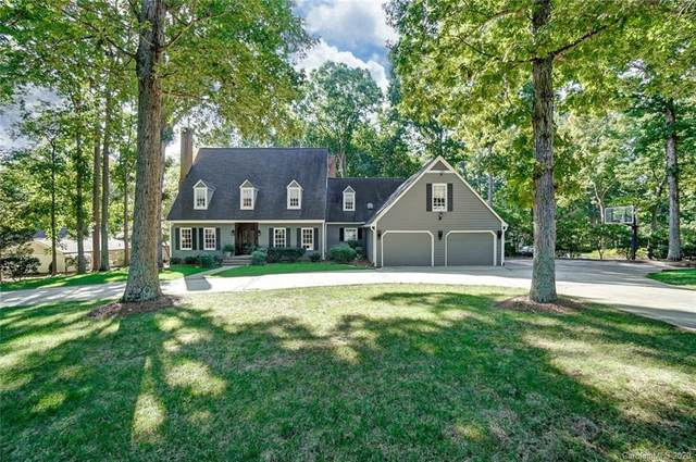 1 Pine Knoll Lane, Lake Wylie, SC 29710 (#3668767) :: Homes with Keeley | RE/MAX Executive
